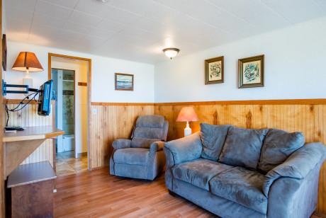 Oceanside Ocean Front Cabins - Cabin Interiors