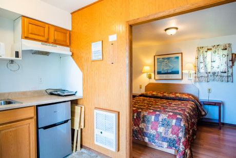 Cabin #20 – 1 Bed, Kitchenette